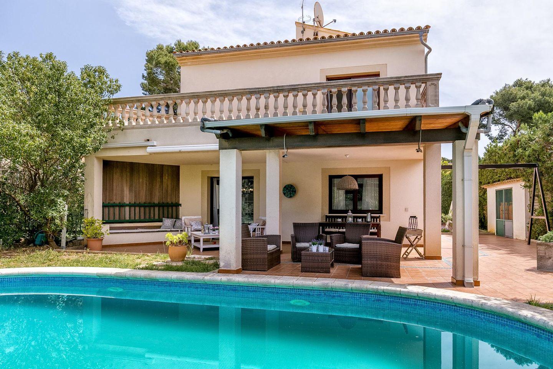 Villa Dream House In Cala Ratjada Mallorca Nordosten Für 6
