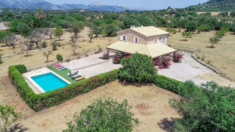 Casa Palou In Inca Mallorca Centre For 8 Persons To Rent